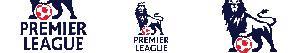 Ζωγραφική Σημαίες και εμβλήματα της Ποδοσφαιρικό πρωτάθλημα της Αγγλίας - Πρέμιερ Λιγκ ζωγραφιές